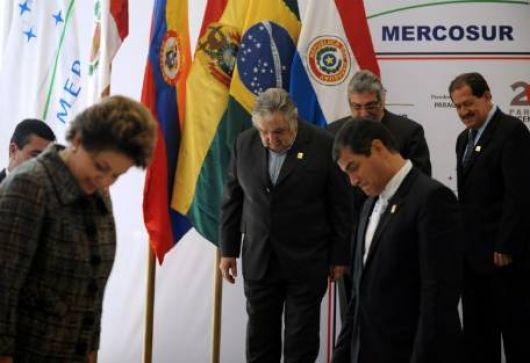 El Mercosur suspendió a Paraguay