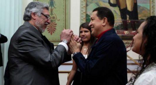 Maduro se reunió con militares paraguayos