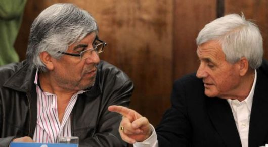 CGT: Camino a la judicialización