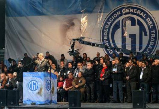 Moyano pide una audiencia con CFK