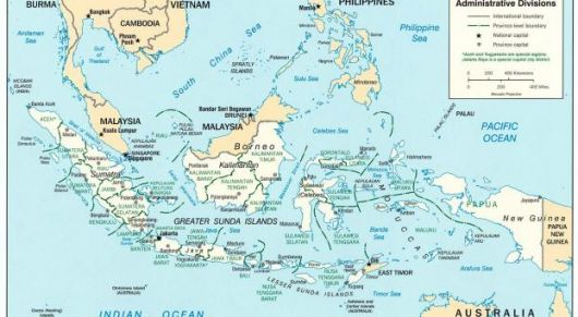 Indonesia, el Brasil de Asia