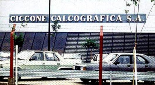 Es oficial la intervención de Ciccone