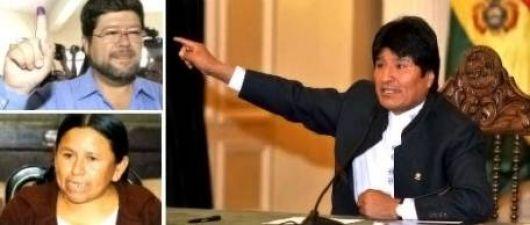 Acusan a Evo Morales de embarazar a la hija menor de una ministra