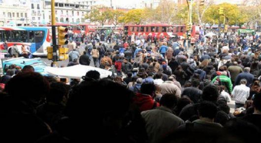 La visita a la Casa Rosada liquidó a los metrodelegados