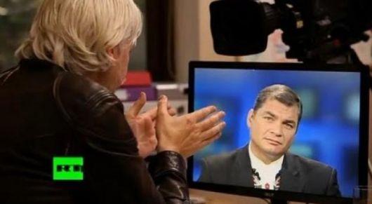 """Advertencia: Assange no podrá salir por """"medios lícitos"""" de Inglaterra"""
