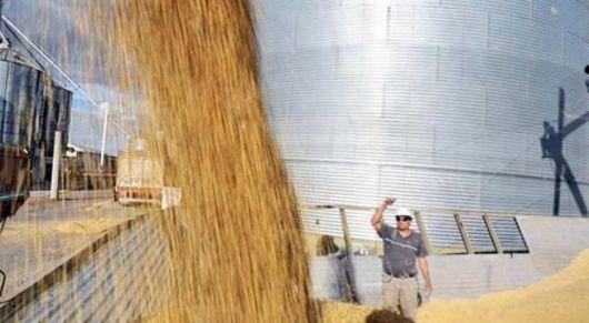 Se viene un paro del comercio de granos
