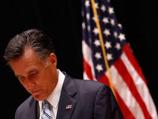Cámara oculta a Romney