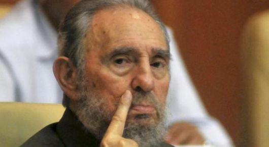 ¿Fidel Castro moribundo?