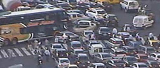 Apagón colapsa a Buenos Aires