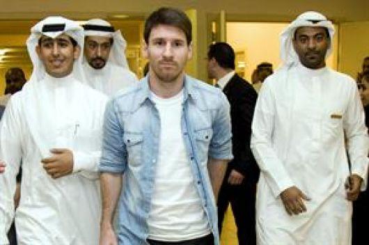 Messi revolucionó otro mundo