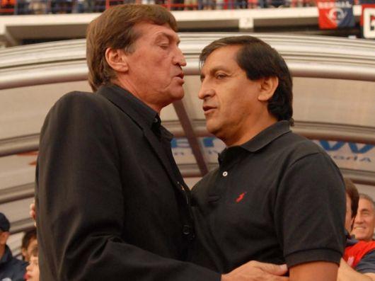 Falcioni y Ramón ya juegan los clásicos