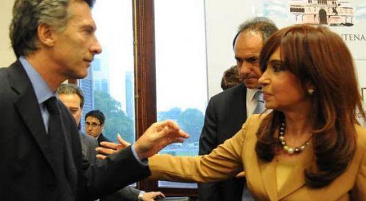 CFK, Macri y Scioli: Presidenciables en crisis
