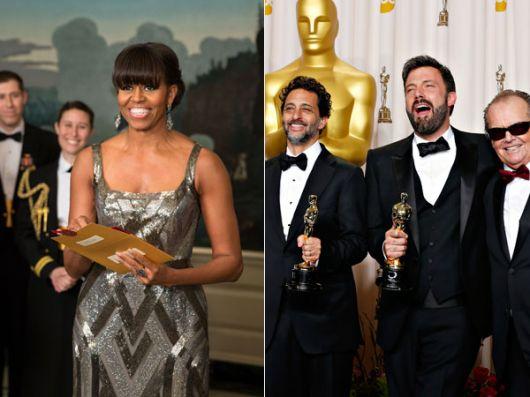 Los Oscar 2013 premiaron apuestas políticas