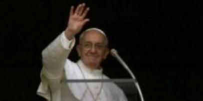 Bergoglio y el perdón en su primer Angelus