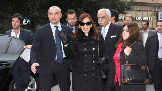 Este lunes Cristina Fernández se entrevistará con el Papa