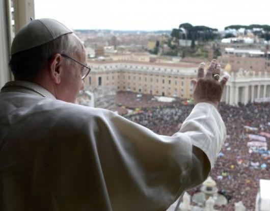 Un cura correntino fue quien convenció a Francisco para que sea sacerdote