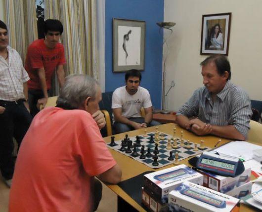 Los maestros del ajedrez en torneo internacional