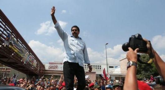 """El chavismo """"volteó"""" Internet en el escrutinio"""