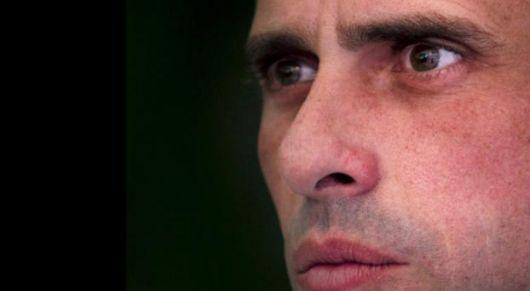 Afirman que hay orden de captura contra Capriles