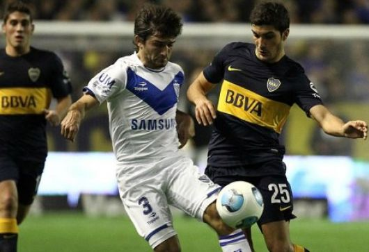 Boca y Vélez quedaron a mano