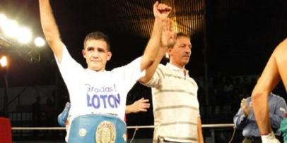 Boxeo internacional en Monte Caseros