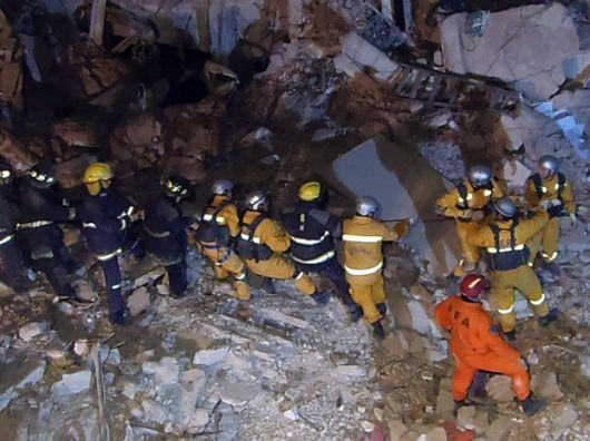 Explosión: ascienden a 19 los muertos y hay dos desaparecidos