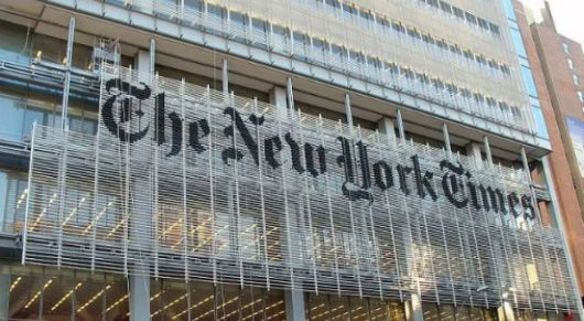 Fuerte ciberataque: Caída toda la mañana la web del New York Times