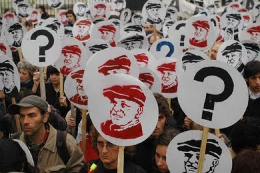 Julio López, un desaparecido en democracia