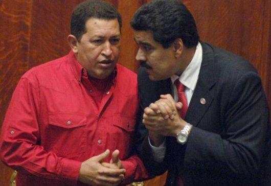 Un audio con voz de Hugo Chávez enfureció a Maduro