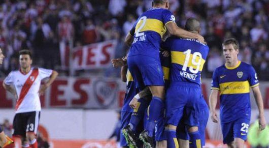 Boca ganó el Superclásico ante River