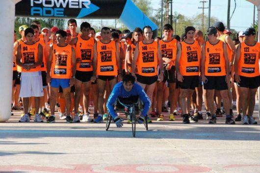 El 19 de octubre se corre la maratón aniversario