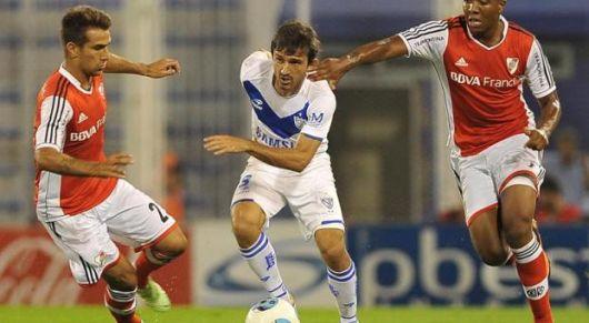 Vélez y River empataron sin goles