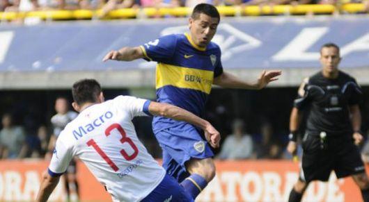 """Con poco, Boca resurgió y quedó a dos puntos de Newell""""s"""