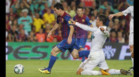 Messi empezó la recuperación en Ezeiza