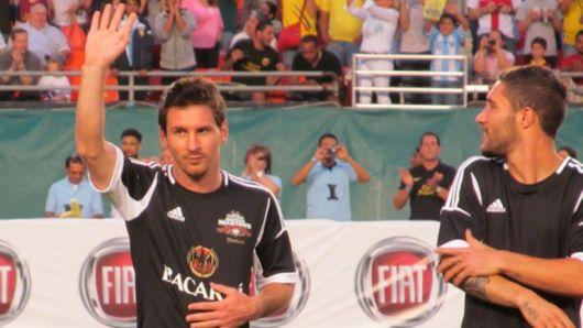 Involucran a la fundacion de Messi en lavado de dinero narco
