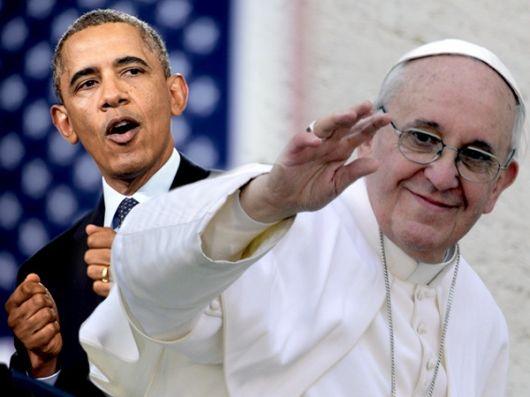 Cumbre Obama-Bergoglio por Medio Oriente