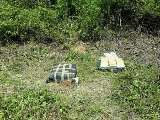 Secuestran 488 kilos de marihuana en Loreto