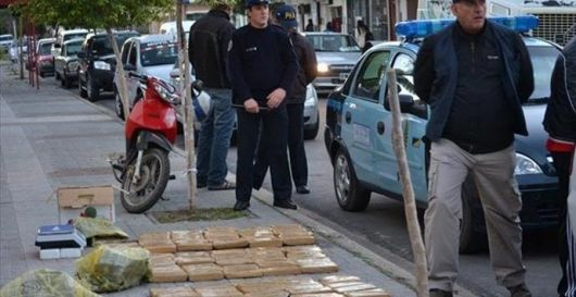 Hallaron 120 kilos de droga en un remis