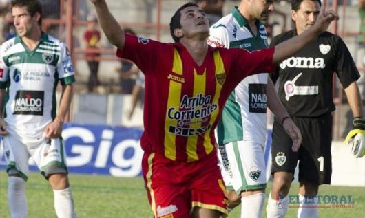 Boca Unidos venció a Sarmiento por 1 a 0