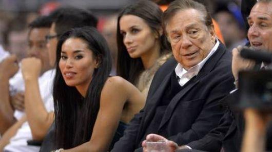 Suspendieron de por vida al dueño de los Clippers por sus dichos racistas