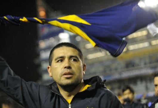 Boca ganó y Riquelme quiere jugar hasta los 40 años