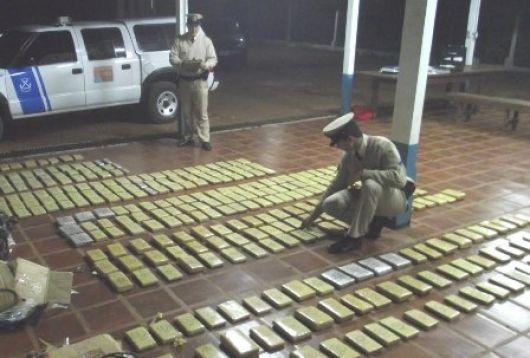 """""""El crecimiento del tráfico de droga en los últimos dos años es notable"""""""