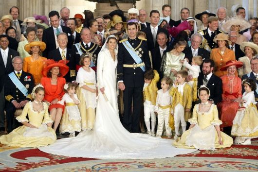 Letizia: la periodista que llegó a Reina