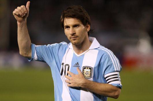 Argentina recibe a Trinidad y Tobago en River