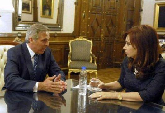 Cumbre petrolera de CFK con gobernadores