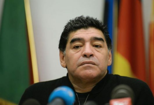 """Maradona denunció """"sobornos"""" en la FIFA por Qatar 2022"""
