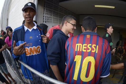 Lionel Messi: el genio amado en tierra enemiga