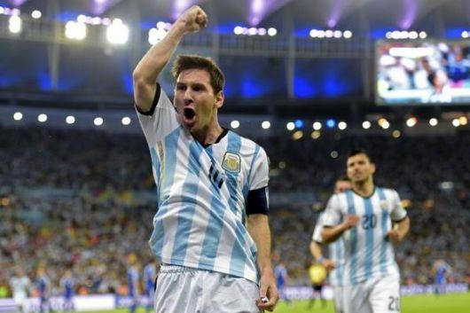 Satisfacción por el triunfo de Argentina