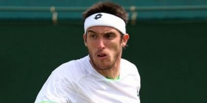 Leo Mayer se presenta en la Catedral del tenis