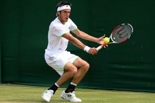 Mayer ganó dura batalla ante Seppi en Wimbledon